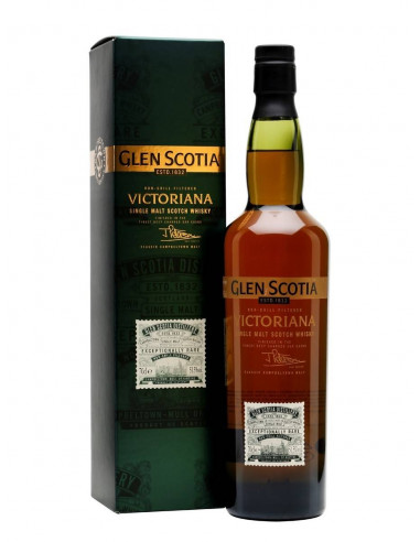 Single Malt Victoriana Glen Scotia 70 cl