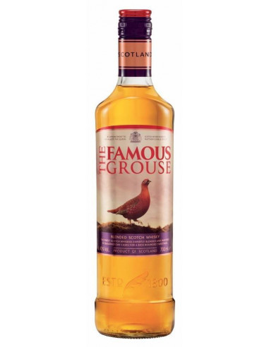 Whisky Blended The Famous Grouse 70 Cl