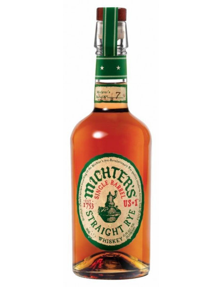 Whiskey US*1 Single Barrel Rye Michter's 70 Cl