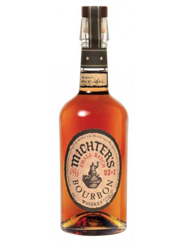 Whiskey US*1 Small Batch Bourbon Michter's 70 Cl