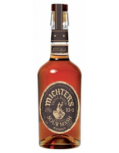 Whiskey US*1 Sour Mash Michter's 70 Cl